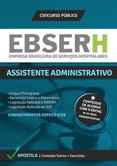 Apostila Concurso EBSERH-SP 2015 – Assistente Administrativo