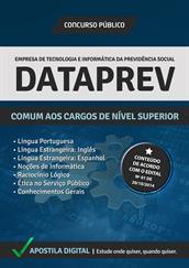 Apostila Digital DATAPREV - Comum aos Cargos de Nível Superior