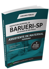 Apostila Concurso Barueri 2015 – Assistente de Maternal