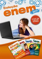 Apostila ENEM 2014 - Coleção Completa