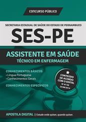Apostila Digital SES-PE - Assistente em Saúde-Técnico de Enfermagem