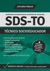 Apostila Digital SDS-TO - Técnico Socioeducador