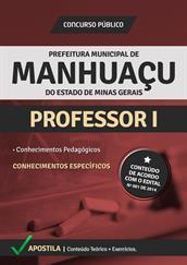 Apostila Digital Prefeitura de Manhuaçu-MG - Professor l