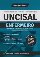 Apostila Digital UNCISAL-AL - Enfermeiro Neonatologia e Enfermeiro Obstétrica