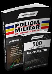 Apostila Concurso PMMG 2015 -  Formação de Soldado