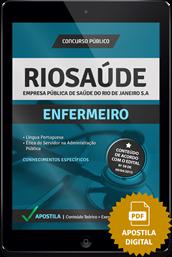 Apostila Digital Concurso Rio Saúde 2015 - Enfermeiro