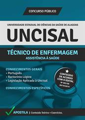 Apostila Digital UNCISAL-AL - Técnico em Enfermagem - Assistência à Saúde