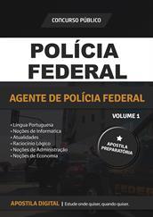 Apostila Digital Polícia Federal para Agente de Polícia