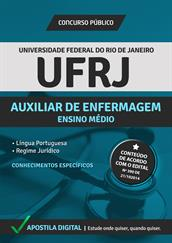 Apostila Digital UF-RJ - Auxiliar de Enfermagem