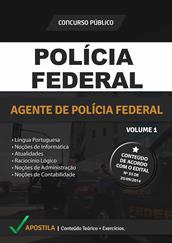 Apostila Digital Concurso Polícia Federal 2014 - Agente de Polícia