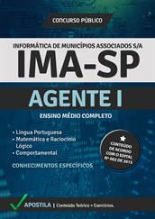 Apostila Digital IMA-SP - Agente l