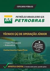 Apostila Digital PETROBRAS - Técnico de Operação Junior