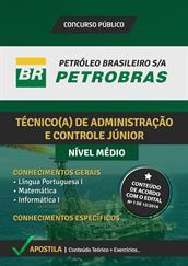 Apostila Digital PETROBRAS - Técnico de Administração e Controle Junior