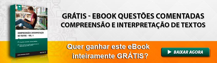 Ebook de Questões Comentadas