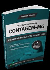 Apostila Concurso Contagem 2015 - MG – Professor Infantil