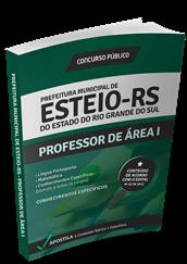 Apostila Concurso Esteio – RS – Professor de Área l