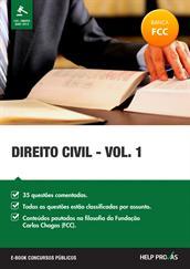 direito civil - vol. 1