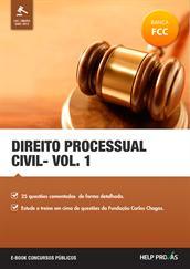 direito processual civil - vol. 1