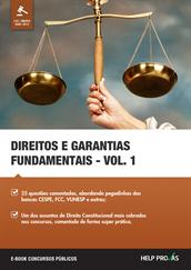 direitos e garantias fundamentais - vol. 1