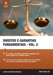 direitos e garantias fundamentais - vol.2