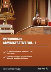 improbidade administrativa - vol. 1