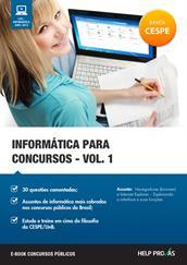 informatica para concursos - vol. 1