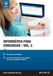 informatica para concursos - vol. 3