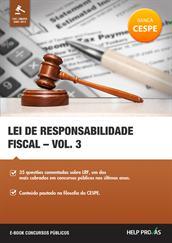 lei de responsabilidade fiscal - vol. 3