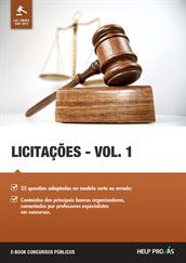 licitacoes - vol. 1