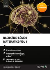 raciocinio logico matematico - vol. 1