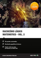 raciocinio logico matematico - vol. 2